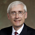Picture: School Superintendent Tony Evers