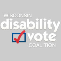 Wisconsin Disability Vote Coalition: Click to go to website