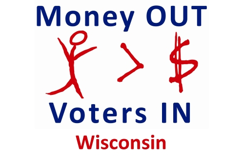 Money Out Voters in Wisconsin