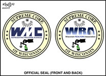 New Official Seal of the Wisconsin State Supreme Court