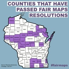 Three More Counties on Board for Fair Maps!