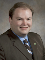 Picture: Representative Tyler August