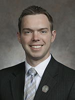 Picture: Representative Adam Neylon