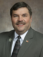 Picture: Representative Rob Swearingen
