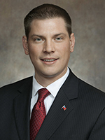 Picture: Representative Tyler Vorpagel