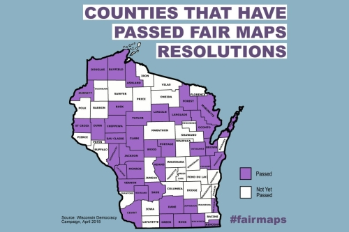 Supreme Court Decision on Maps Moves the Action to the Wisconsin Legislature