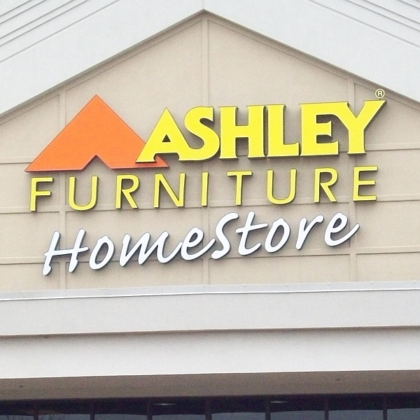 Ashley Furniture Store Front