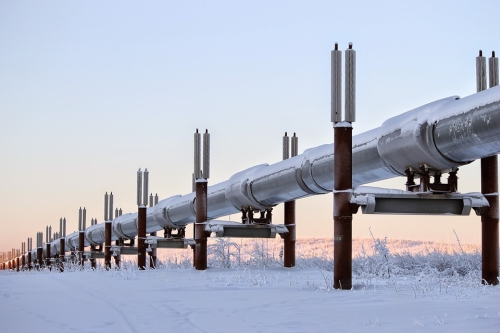 Pipeline and Snow