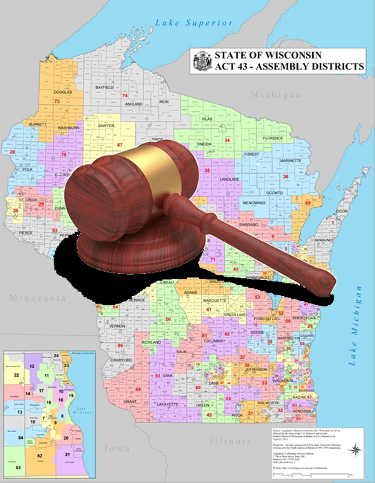 U.S. Supreme Court Agrees to Hear Wisconsin Redistricting Case