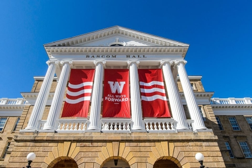 UW Madison Bascom Hall
