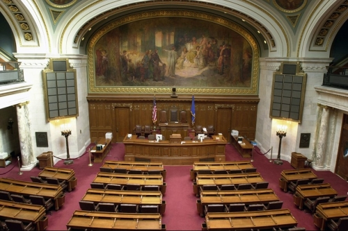 Wisconsin Assembly Chambers